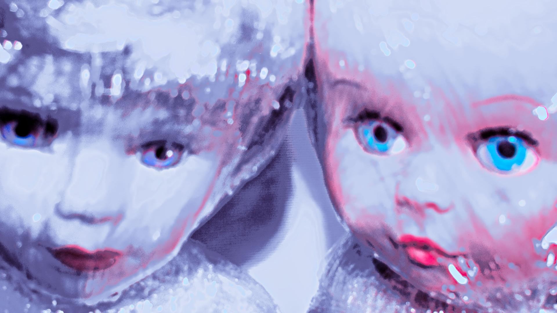 2 dolls image