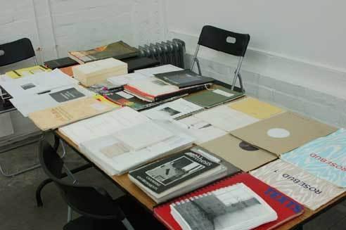 Sandra Bridie Retrospective Project (detail) image