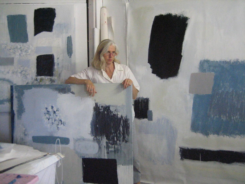Wendy Stokes, Studio image