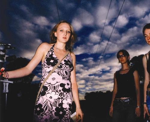Generation Y girl 2004 image