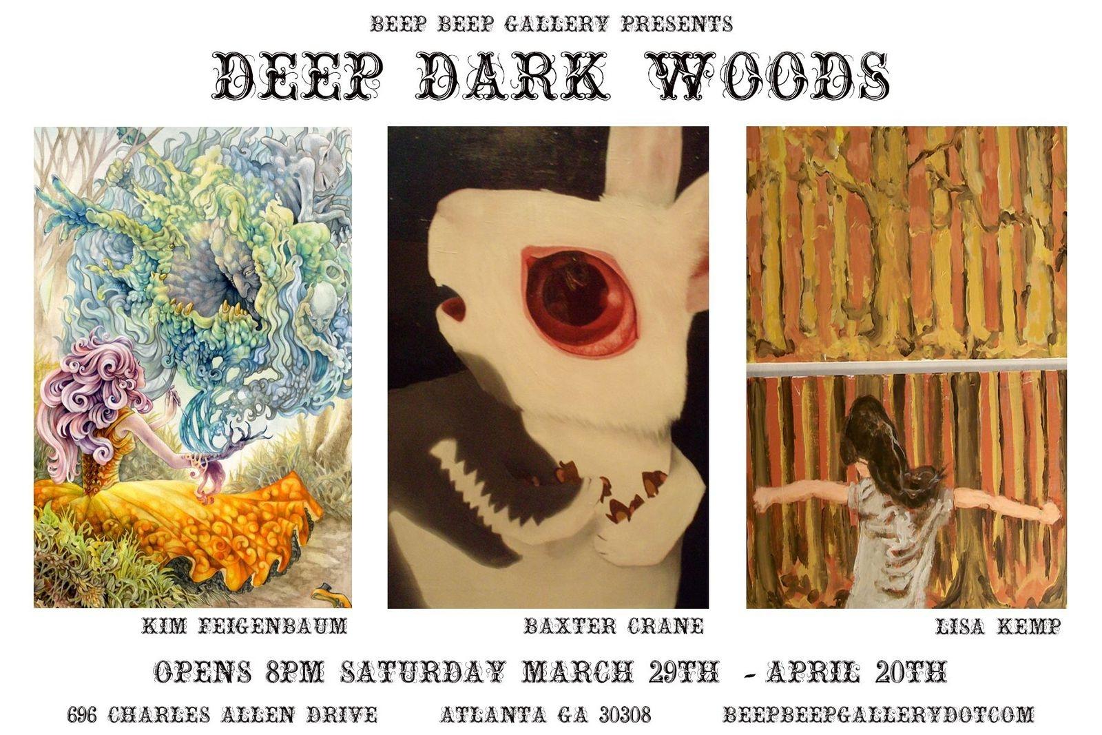 Deep Dark Woods image