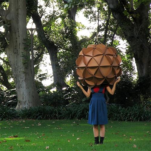 Cardboard Planetarium, Hyde Park. image