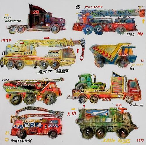 Arlo's bestest trucks image
