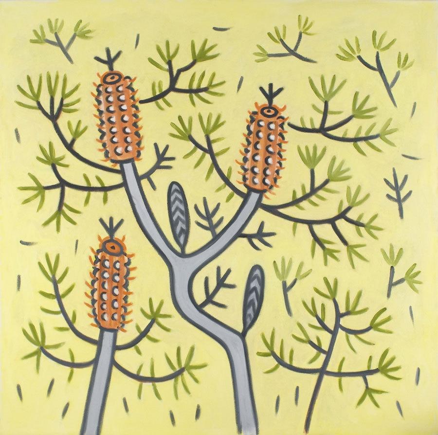 Hairpin Banksia image