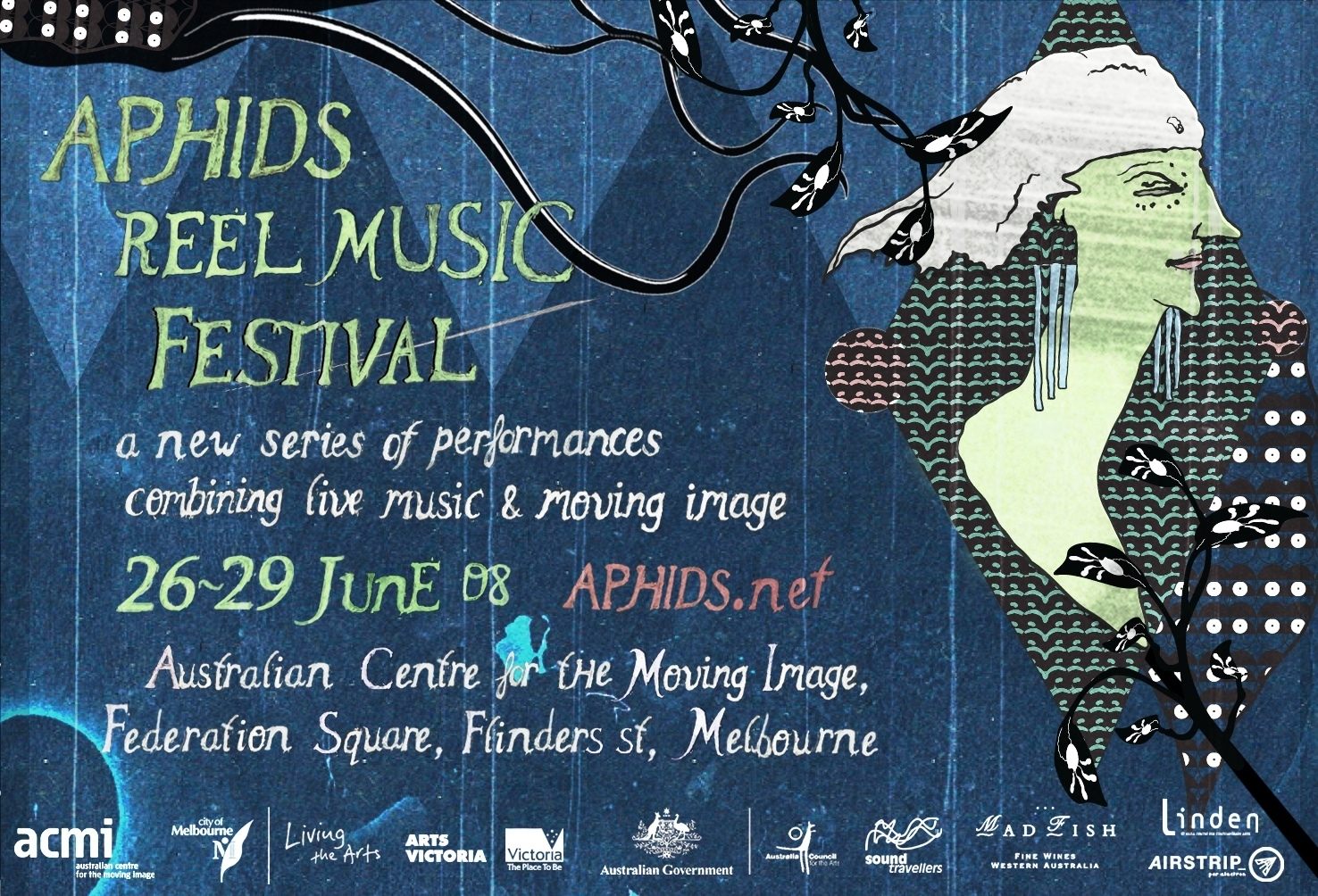 Aphids Reel Music Festival  image