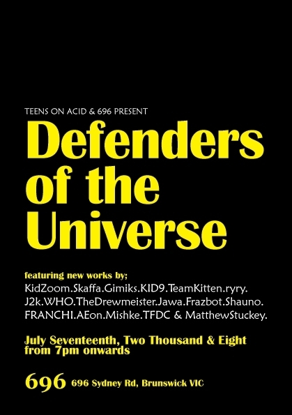 Defenders of the Universe image