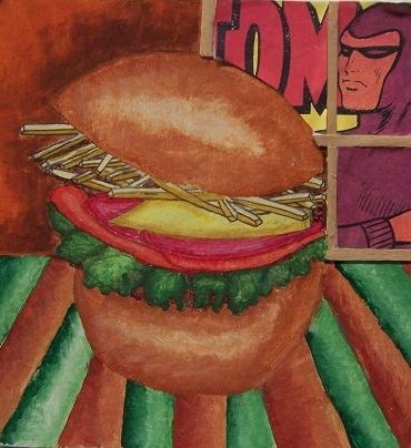 The Phantom Burger image