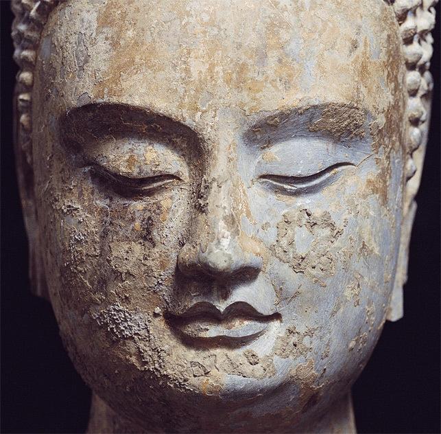 Buddha bead (detail) image
