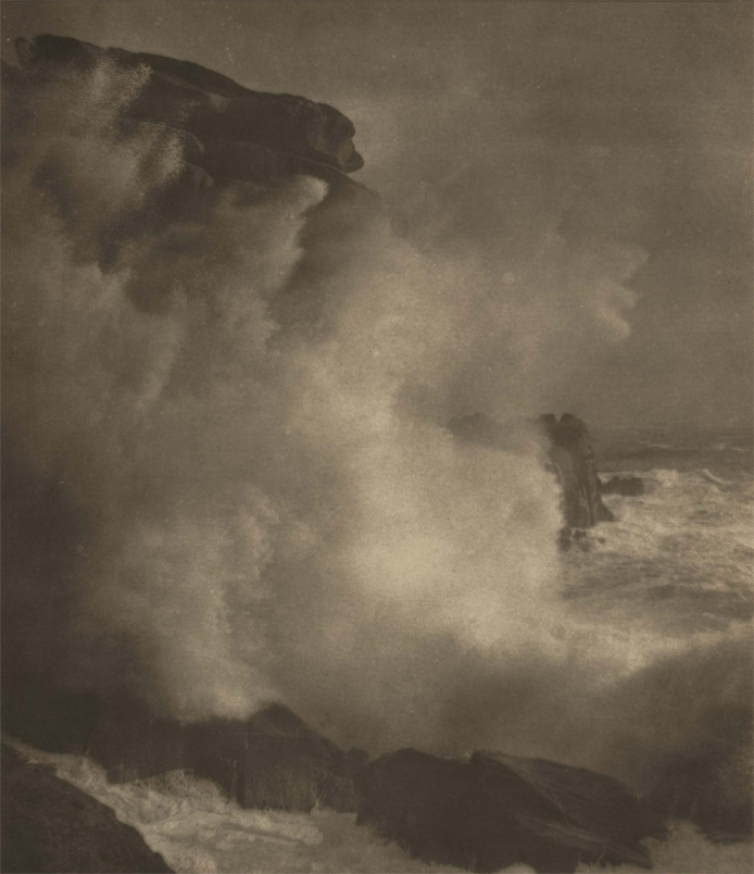 Untitled (seascape) 1906-11 image