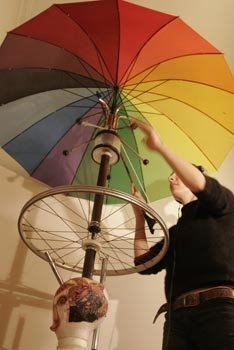 Small-Umbrella. Found Sound:The Experimental Instrument Project  image