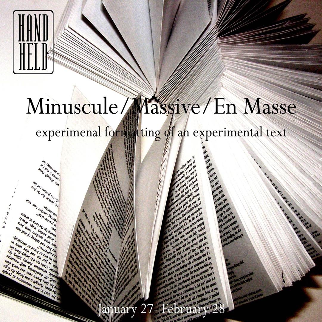 Minuscule/Massive/En Masse image
