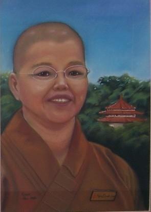 Venerable Chueh-Shan image