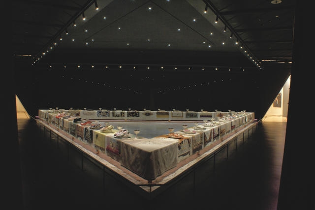 The Dinner Party, 1974–1979 image