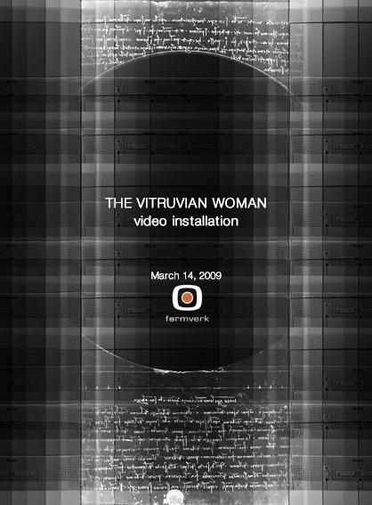 The Vitruvian Woman  image