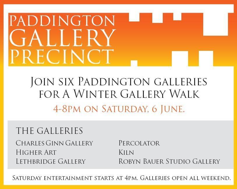 Paddington Gallery Precinct  image