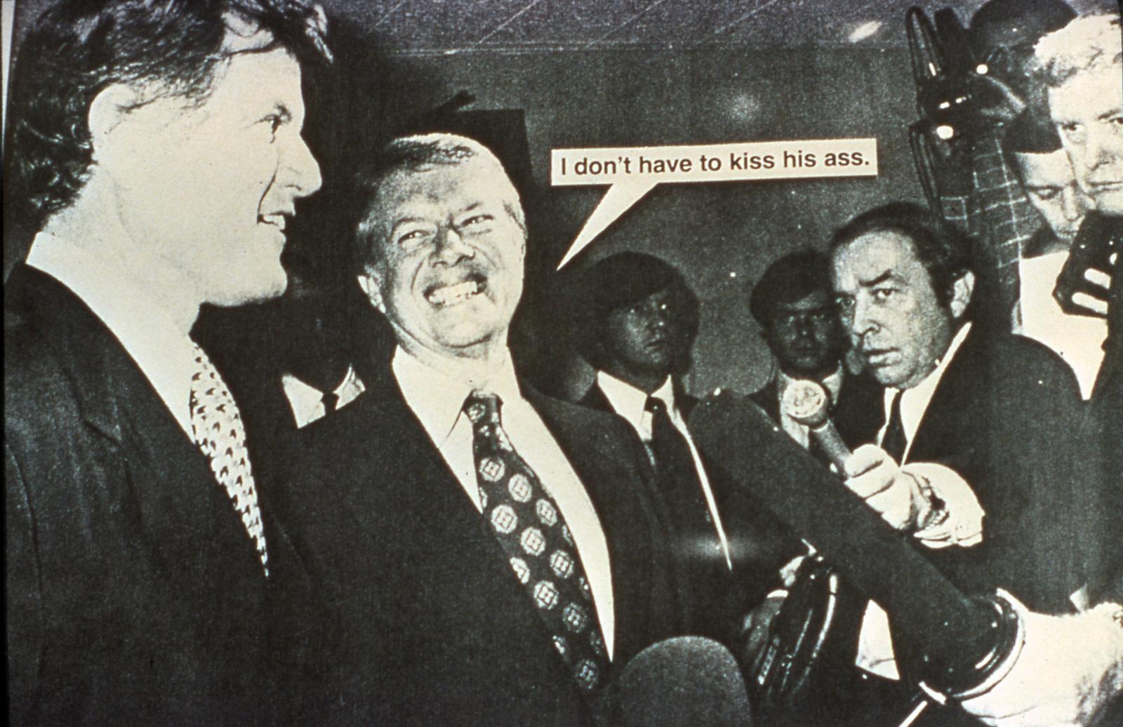 Carter/Kennedy (Kiss Ass) image