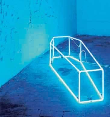 New Religion (blue) 1999 image