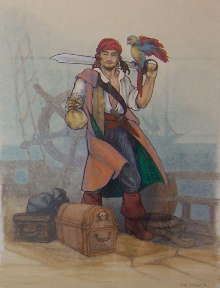 The Pirate image