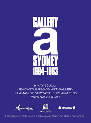 Gallery A Sydney 1964-1983 image