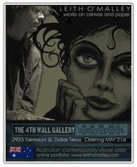 "See O'Malleys work at ""The 4th Wall Gallery"" image"