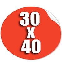 30X40 image
