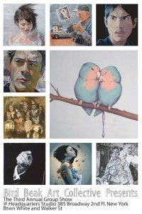 3rd Annual BIRD BEAK Group Show image
