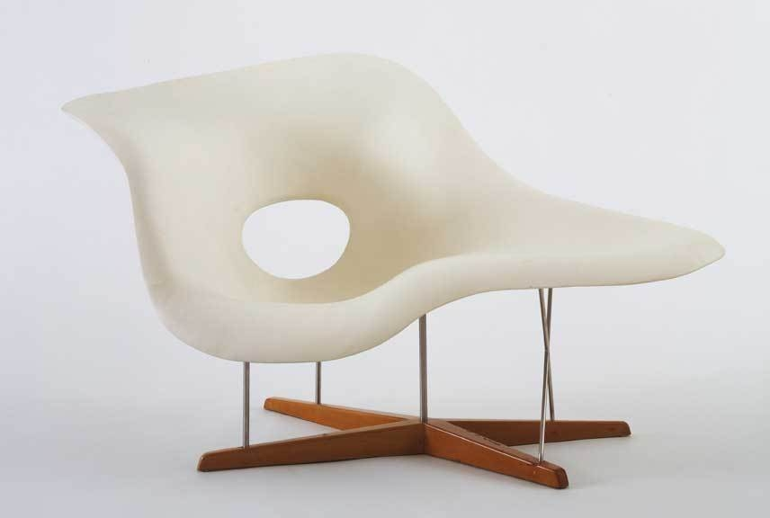 Full Scale Model of Chaise Longue (La Chaise). 1948. image