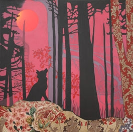 lycanthropy in pink image