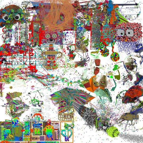 Junk DNA Sculptural Ontogenesis image