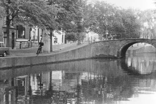 Fall 2, Amsterdam. 1970. image