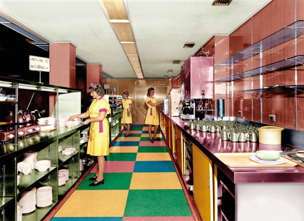 First Jobs, Canteen 1984, 2008 image