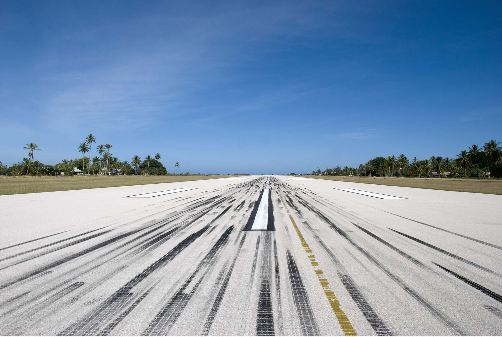 Nauru International Airport Tarmac image