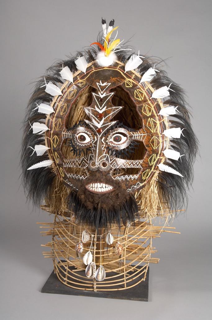 Malo mask 2008 image