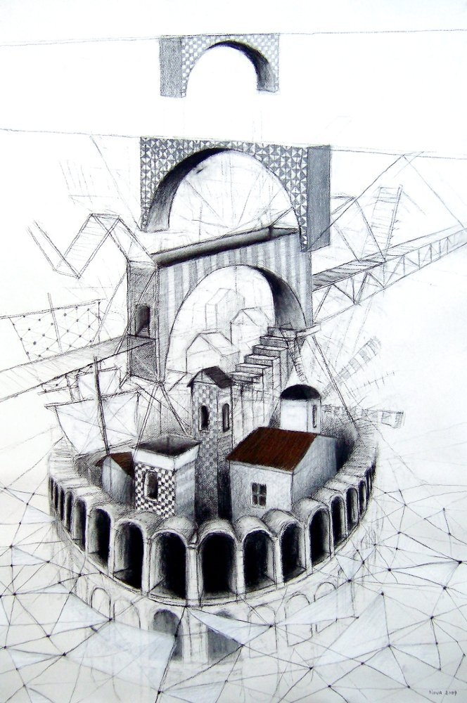 Invisible Cities IV, 2009 image
