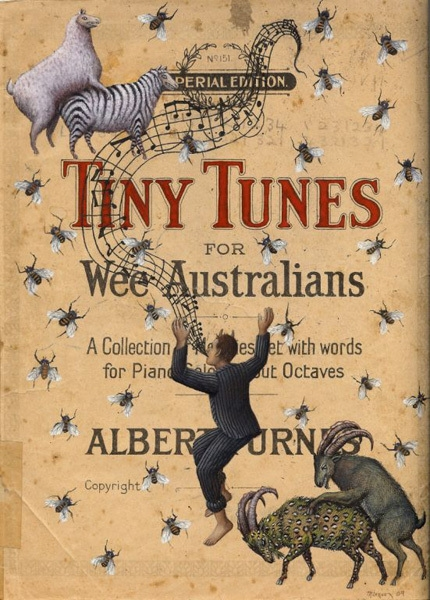 Tiny Tunes for Wee Australians image