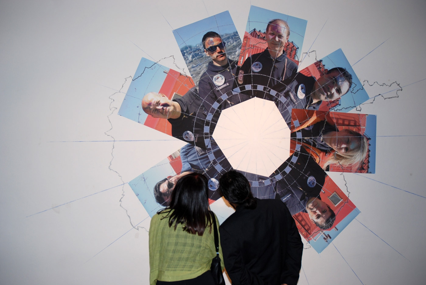 Exhibition «Polar Identity» at WORKS Gallery, San Jose image