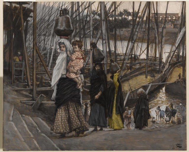 The Sojourn in Egypt, 1886-94 image