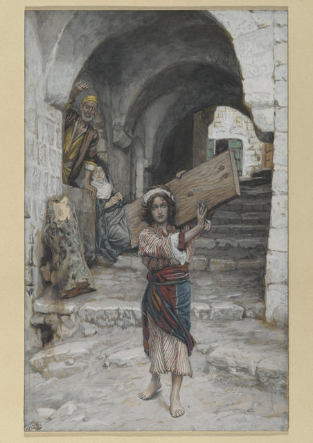 The Youth of Jesus, 1886-94 image