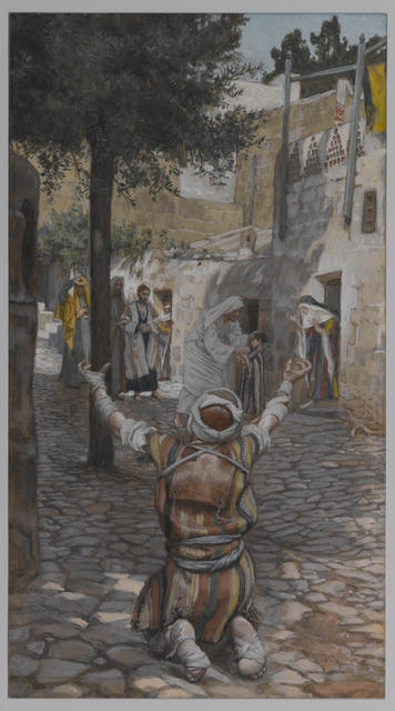 Healing of the Lepers at Capernaum, 1886-94 image