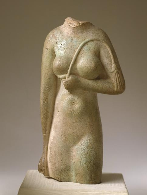 Headless Statuette of a Female image