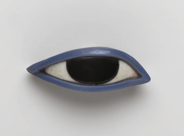 Right Eye from an Anthropoid Coffin image