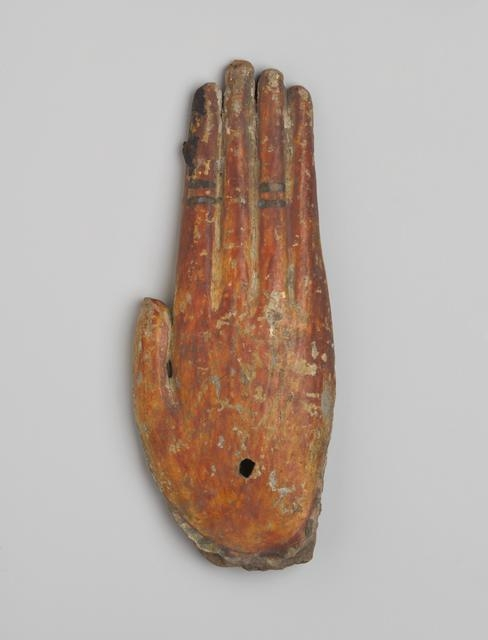 Right Hand from an Anthropoid Coffin image