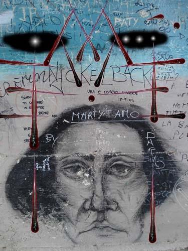Artaud. 2007 image