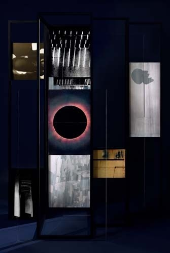 Composition for Detroit (detail). 2009 image
