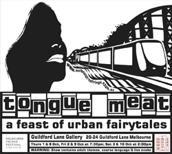 Tongue Meat a Feast of Urban Fairytales image