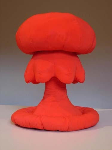 Priscila Huggable Atomic Mushroom, from the Design for Fragile Personalities in Anxious Times projec image