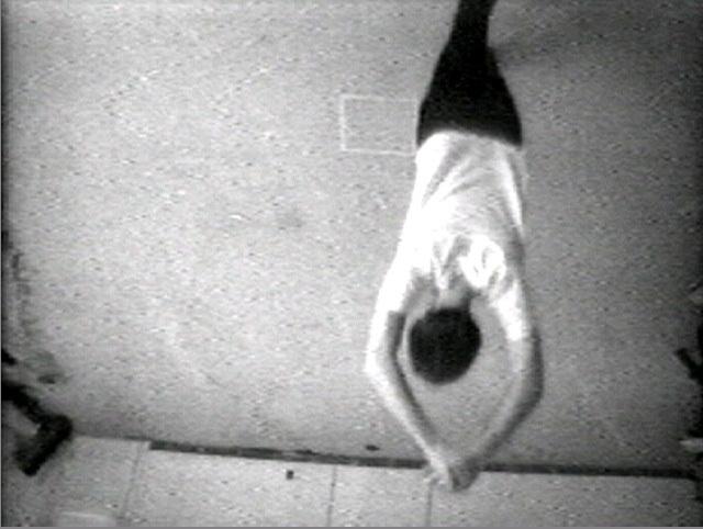Pacing Upside Down. 1969 image