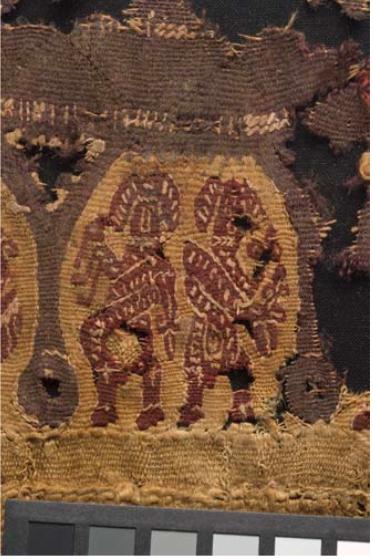 Coptic Textile Fragment image
