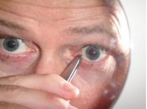 A Mote Eye image