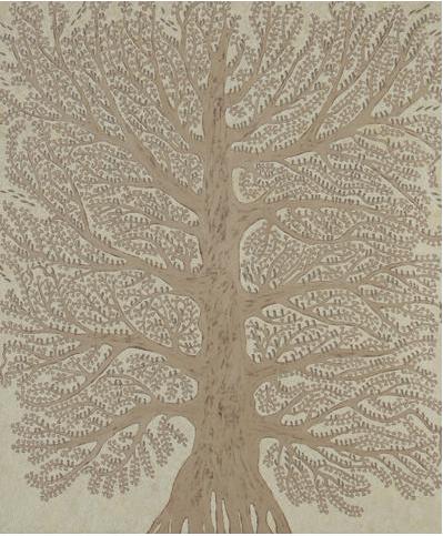Zebra Finch Tree image